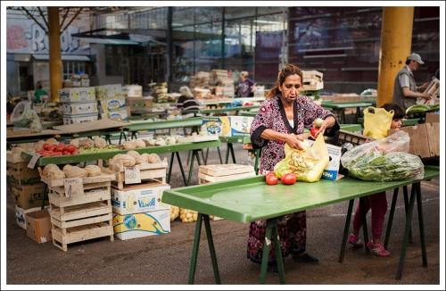 Vita al mercato